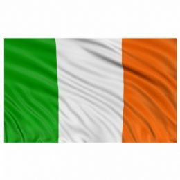 3ft x 2ft Fabric Eire Republic of Ireland Irish National St Patrick's Day Flag